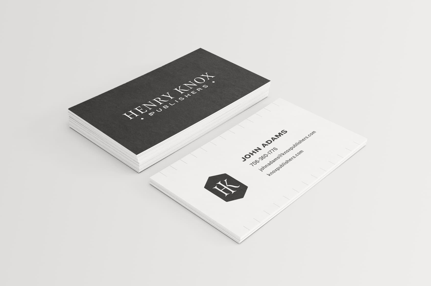 hk business card