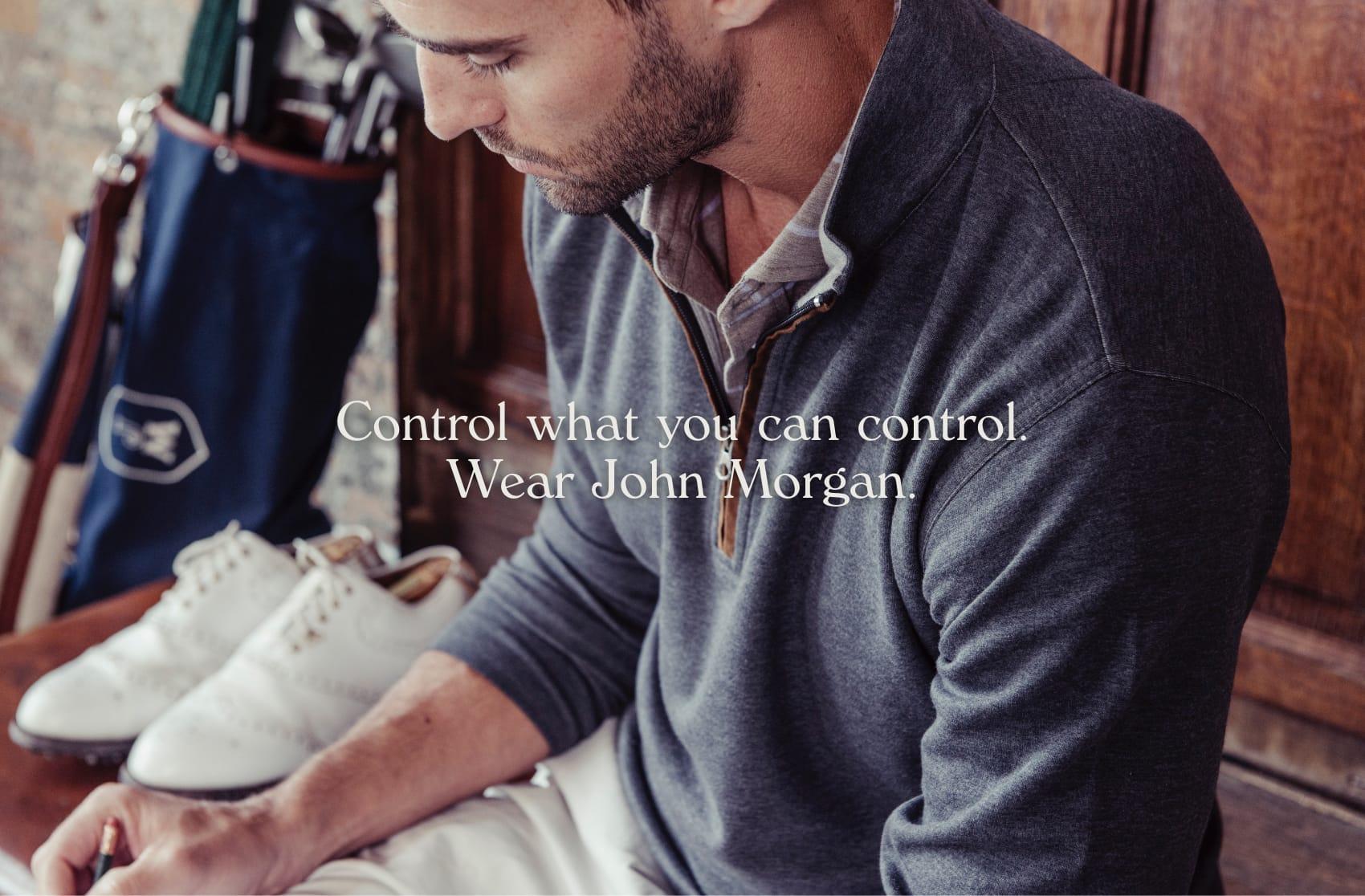 john morgan control
